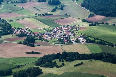 spare time: Luftaufnahme   aerial   Stock Photo