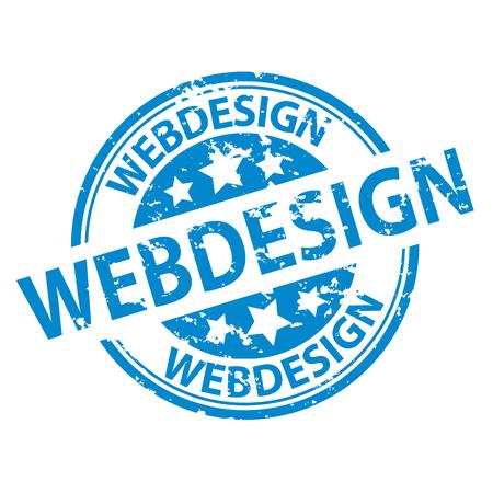 Rubber Stamp Seal Webdesign