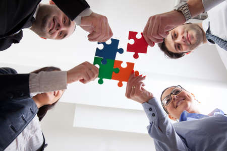 corporate building: Cooperation is the strategic solution