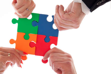 Cooperation is the strategic solution photo