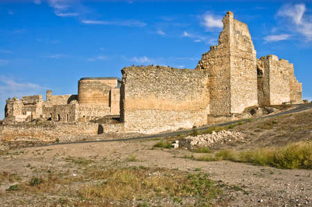 vieja: Calatrava la Vieja is a medieval site. It is now part of the Archaeological Parks of the Community of Castilla-La Mancha.
