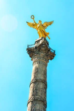 The Angel, Independence Monument of Mexico Banco de Imagens