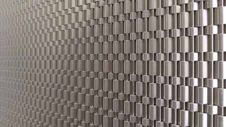 Close up of a metal mesh Reklamní fotografie