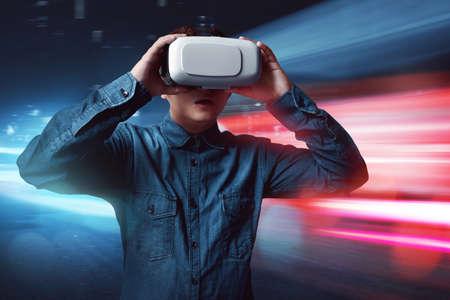 было человек и виртуальная реальность женщин