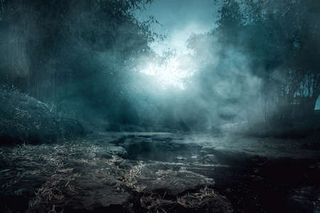 Creepy river