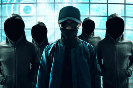 Group of hackers