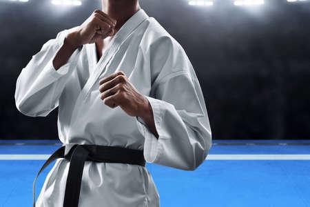 Combattant d'arts martiaux