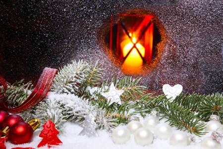 Christmas decorations  Stockfoto