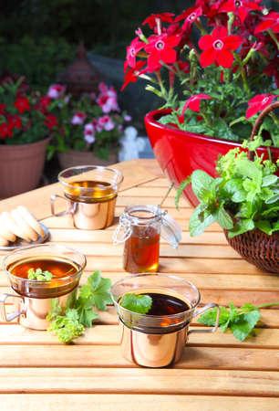 Teatime  photo