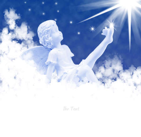 Angels of heaven Stock Photo - 21940069