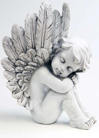 Dreaming Angel  Stock Photo - 21940086