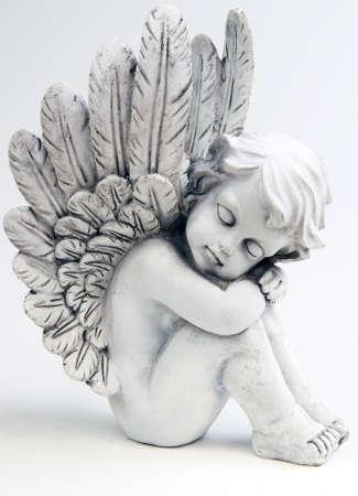 ali angelo: Dreaming Angelo Archivio Fotografico