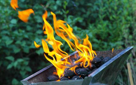 fireplace lighter: light a grill