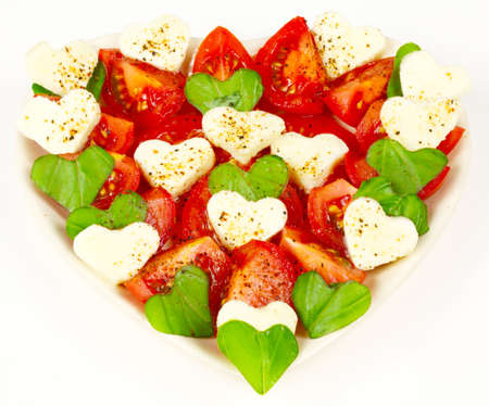 gouged: Tomato Healthy Heart