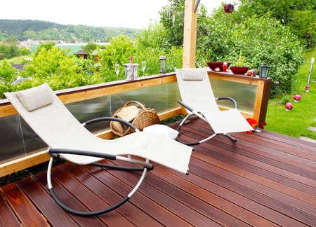 Relax Stockfoto