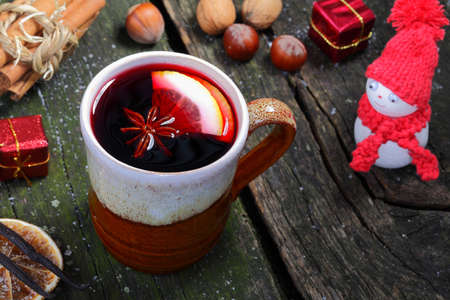 Vin chaud - Soif? photo