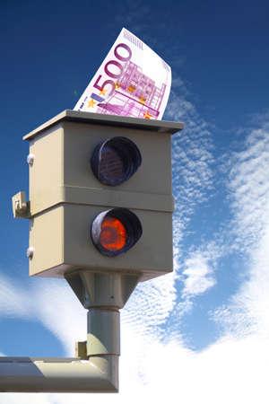 speeder: Rip-off, speed trap , speed camera