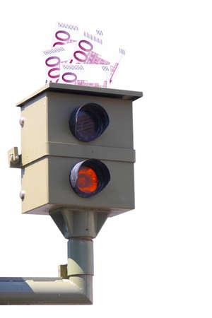 transgression: Ripoff, speed trap , speed camera