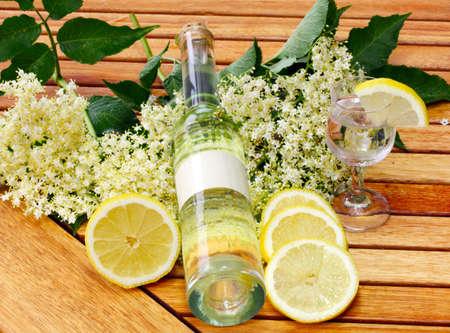 hugo: Elderflower drink