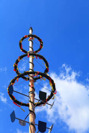 Maypole photo