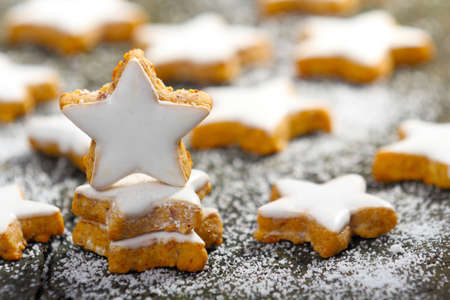 Cinnamon stars photo