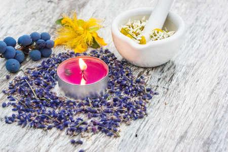 Natural medicine, natural cosmetics  photo