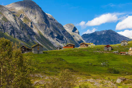 homesteads: Abandoned Fjord farms in Geiranger