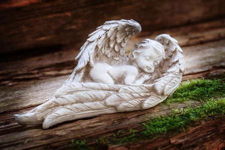 angel de la guarda: �ngel de la guarda Foto de archivo