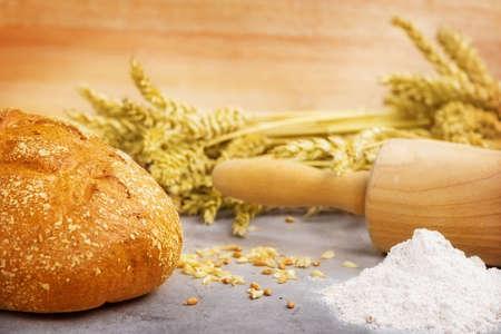 Bread, bakery