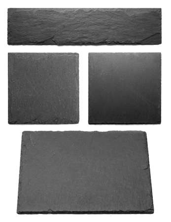 set in stone: Slate, slate slabs