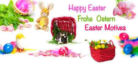 Happy Easter, Easter motives photo