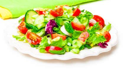salad plate: Insalata mista