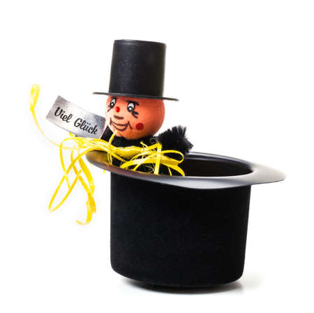 Chimney sweep, lucky charm