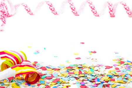 serpentinas: Carnaval, A�o Nuevo Eva, confeti, serpentinas