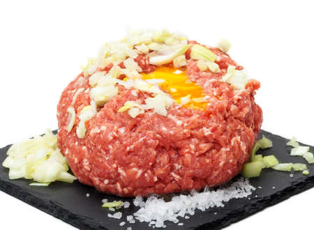 minced: Ground pork, minced meat
