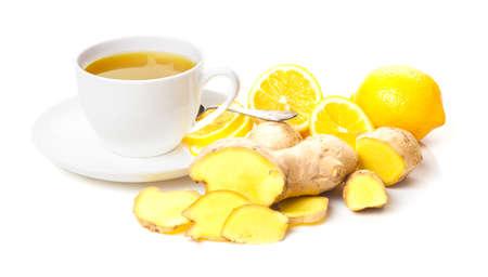 Ginger - Lemon - Tea