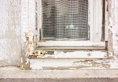 transience: Old window