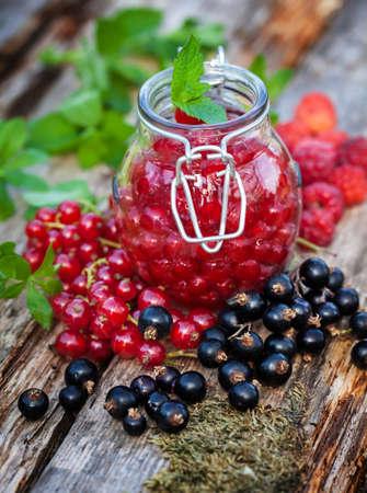 boil: Boil down Fresh Berries