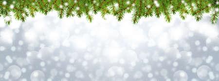 pancarta: Navidad de fondo, bandera Foto de archivo