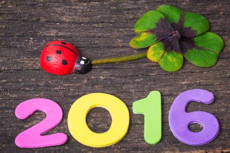 lucky clover: 2016, Lucky clover and ladybirds