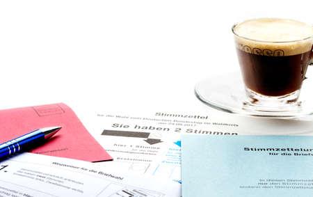 居心地の良い、一杯のコーヒーと一人を選択します。