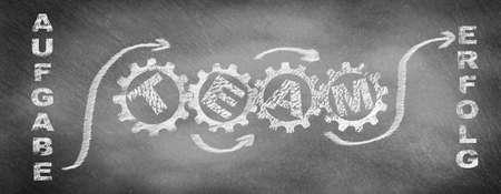 Task - Team - Success, Business Concept