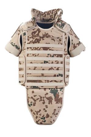 bulletproof:  Bulletproof vest