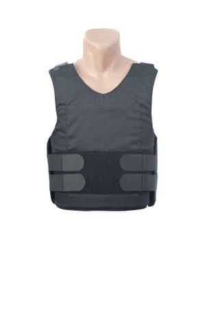personal protective equipment:  Bulletproof vest