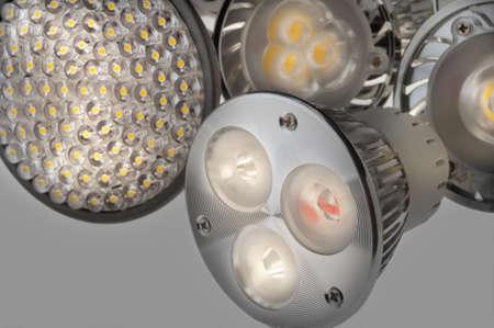LED lights bulb Stock Photo - 9229242