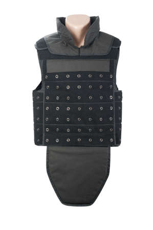 Bulletproof vest  photo