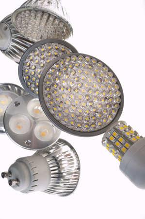 led lamp:  LED lights bulb
