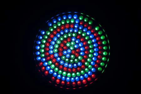 led  light bulb close up photo