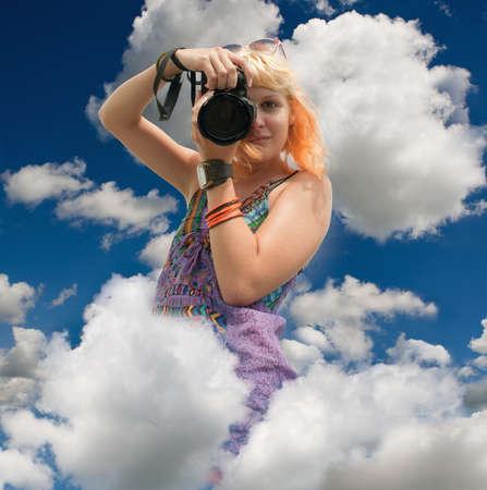 Photographer Stock Photo - 11268891