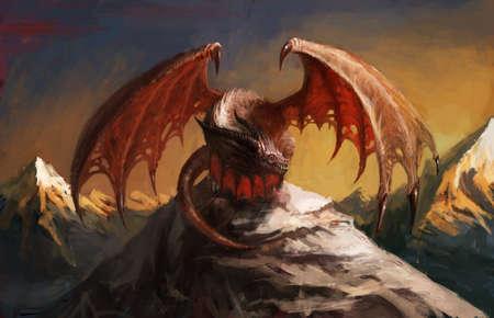 dragones: drag�n